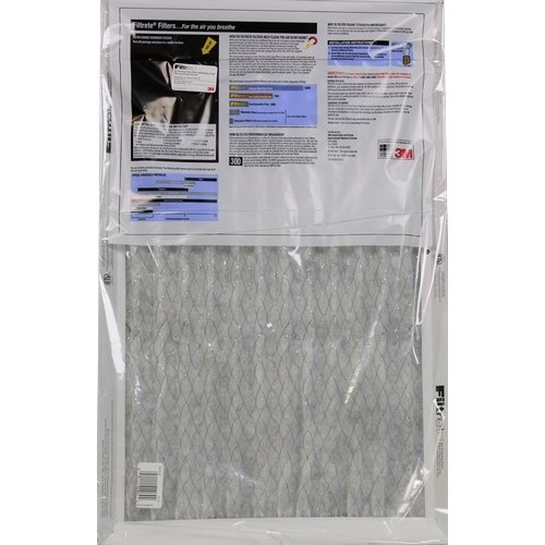 3m Filtrete 301dc 6 Dust Reduction Filter 16x25x1 3m