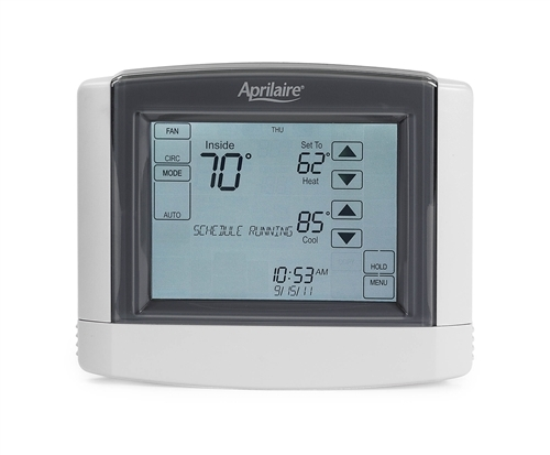 Lowest Price Aprilaire 8600 Aprilaire Programmable Touch