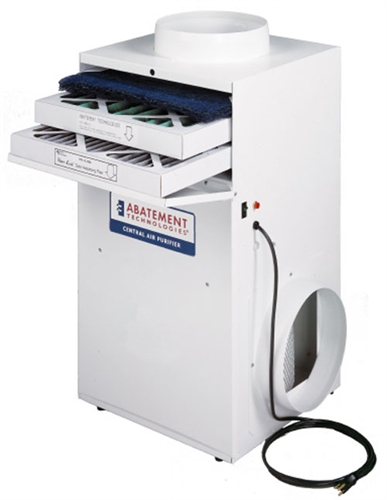 Lowest Price Abatement Technologies Cap1200 Uv Hepa Aire