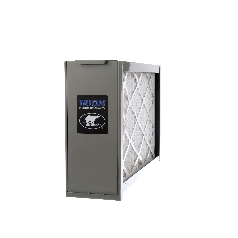 Trion 455602-127 - Air Bear Supreme 1400 16x25x5 Media Air Cleaner- MERV 8, Warm Grey