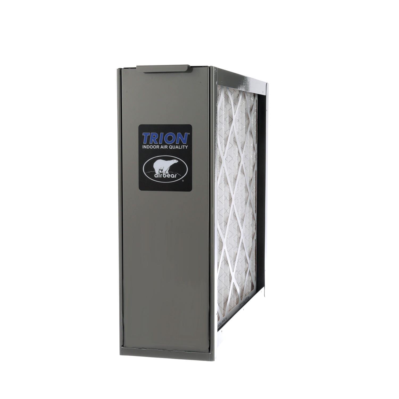 Trion 455602-227 - Air Bear Supreme 20x20x5 Media Air Cleaner- MERV 8, Warm Grey