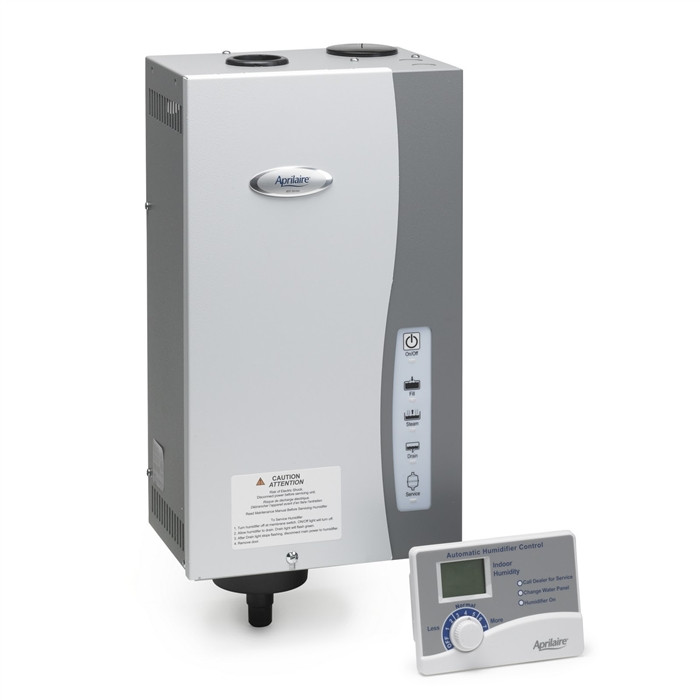 Aprilaire 800 Automatic Steam Humidifier Digital Control