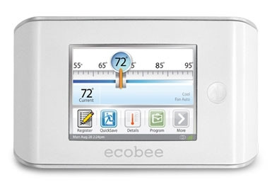 ecobee - EB-STAT-02 Smart Universal Thermostat 4H/2C