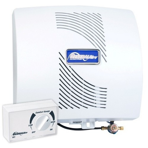 generalaire 1000m elite manual byp humidifier 18 gpd with manual humidistat - Essick Humidifier