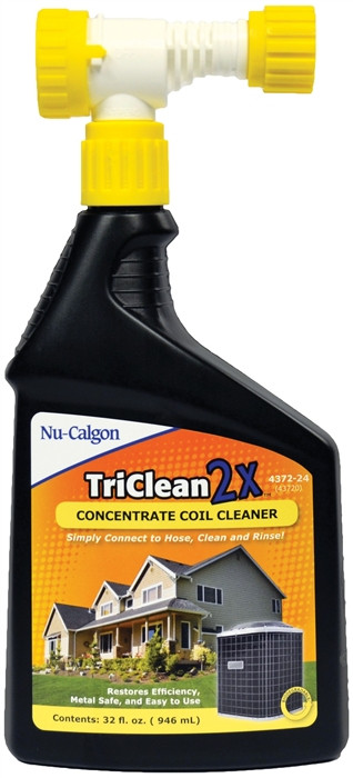 Lowest Price Nucalgon 4372 24 Triclean 2x Coil Cleaner