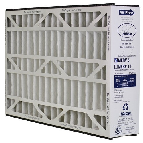 Lowest Price Trion Air Bear 255649 105 Air Filter 16x25x5