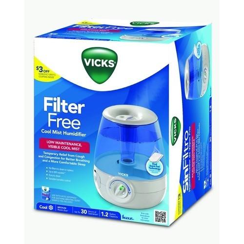 Vicks V4600 - Filter Free Cool Mist Humidifier