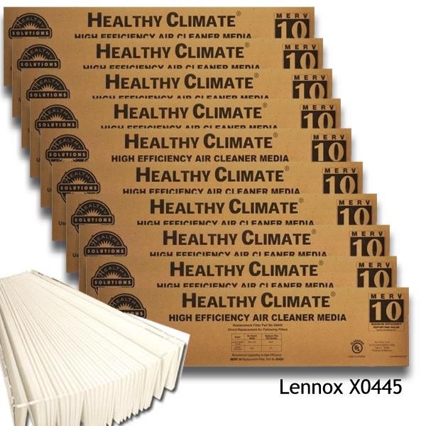 Lennox X0445-10 Filter