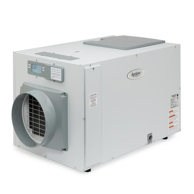APRILAIRE 1870 - Dehumidifier 130 Pints Per Day with Automatic Digital Control