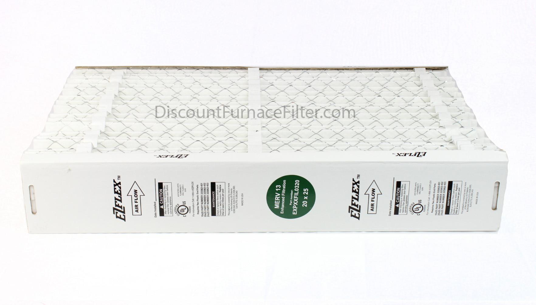 "Carrier EXPXXFIL0320 - EZ Flex 20"" Expandable Air Filter Merv 13, Filter Only"