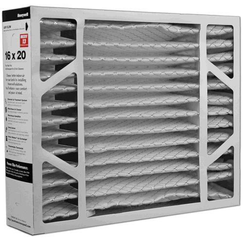 "Honeywell FC200E1003 - Pleated Air Filter 16"" x 20"" x 4"" MERV 13"