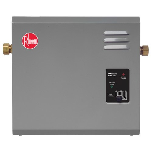Lowest Price Rheem Rte 27 Tankless Electric Water Heater