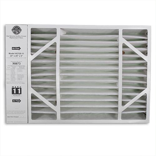 Lowest Price Lennox X6673 Hcf20 10 Filter 20x25x5