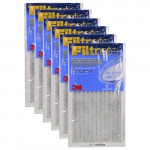 "3M Filtrete Dust and Pollen Filter (6-Pack) - 14"" x 25"" x 1"" - MFG #9834DC-6"