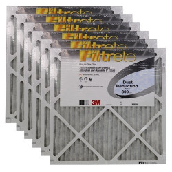 "3M Filtrete Dust Reduction Filter (6-Pack) - 24"" x 24"" x 1"" - MFG #312DC-6"
