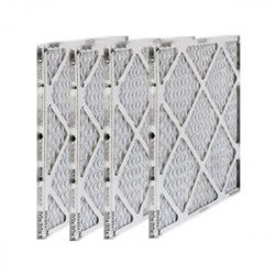 "Lennox 98N42 Healthy Climate 16"" x 25"" x 1"" Furnace Filter (4-Pack)"