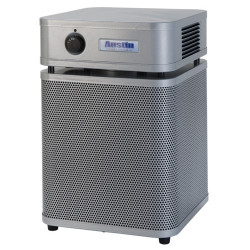 Austin Air HealthMate Air Purifier Junior Unit - Silver