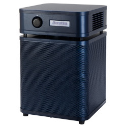 Austin Air HealthMate Air Purifier Junior Unit - Midnight Blue