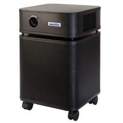 Austin Air HealthMate Plus Air Purifier Standard Unit - Black