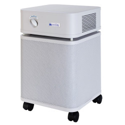 Austin Air HealthMate Plus Air Purifier Standard Unit - White