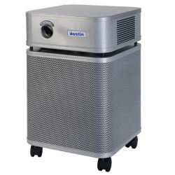 Austin Air HealthMate Plus Air Purifier Standard Unit - Silver