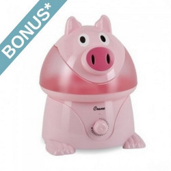 Crane Pig Cool Mist Humidifier - EE-4139