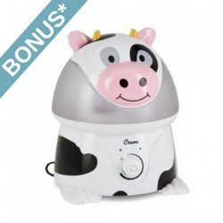 Crane Cow Cool Mist Humidifier - EE-4140