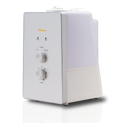 Crane EE-8065 Germ Defense Cool and Warm Mist Humidifier - Manual