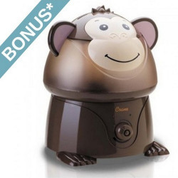Crane Monkey Cool Mist Humidifier - EE-8190