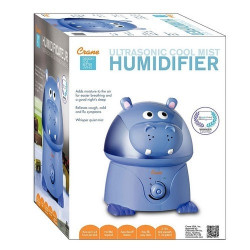 Crane Hippo Cool Mist Humidifier - EE-8245