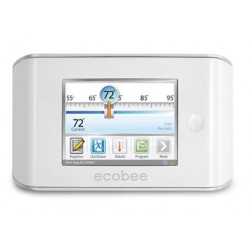 ecobee - EB-STAT-02 Smart Universal Thermostat 4H/2C