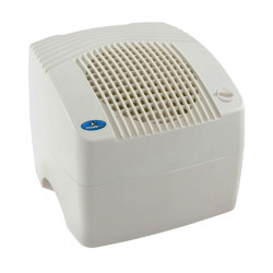 Essick Air E27 000 Multi-Room and Single-Room Evaporative Humidifier (White Finish) - Tabletop
