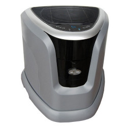 Essick Air EA1201 - Whole House Evaporative Console Humidifier  - Silver/Black