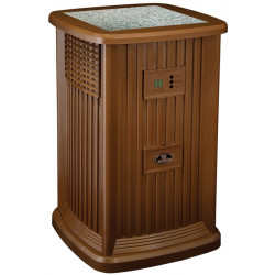 Essick Air EP9 500 Evaporative Humidifier - Pedestal Style (Nutmeg)