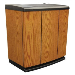 Essick Air H12 300HB - Whole House Evaporative Console Humidifier  - Oak