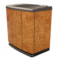 Essick Air H12 400HB Whole House Evaporative Humidifier (Oak Burl Finish) - Console Style