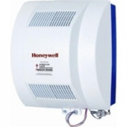 DISCONTINUED! Honeywell HE365DG115 Fan-power flow-through humidifier with TrueIAQ digital control.