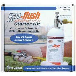 NuCalgon - 4300-08 Rx11 Flush Starter Kit