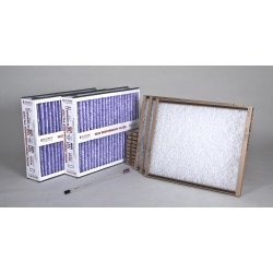 """Abatement Technologies PAK100-UVP Yearly Replacement Filters & Lamps for CAP100-UVP 20"""" x 25"""""""