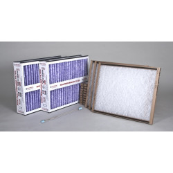 Abatement Technologies PAK100-UV Yearly Replacement Filters & Lamps for CAP100-UV