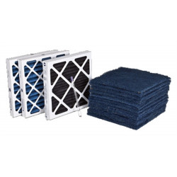 Abatement Technologies PAK1200-UVP Yearly Replacement Filters & Lamps for CAP1200-UVP