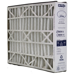 "Trion Air Bear 255649-102 - Pleated Air Filter 20""x25""x5"" MERV 8"