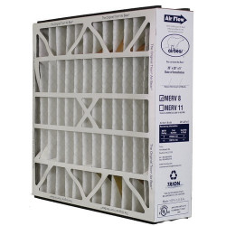 "Trion Air Bear 255649-103 - Pleated Air Filter 20""x20""x5"" MERV 8"