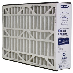 "Trion Air Bear 255649-105 - Pleated Air Filter 16""x25""x5"" MERV 8"