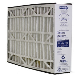 "Trion Air Bear 259112-105 - Pleated Air Filter 16""x25""x5"" MERV 11"