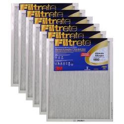 "3M Filtrete Ultimate Allergen Filter (6-Pack) - 24"" x 30"" x 1"" - MFG #UA13DC-6"