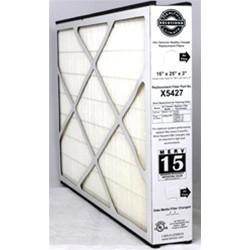 """Lennox X5427 - BMAC MERV 15 Air Filter 16"""" x 25"""" x 3"""" - DISCONTINUED"""