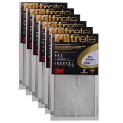 """3M Filtrete Elite Allergen Filter (6-Pack) - 14"""" x 20"""" x 1"""" - MFG #EA05DC-6"""