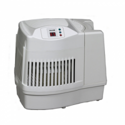 Essick Air MA0800 Whole House Mini Console Evaporative White Humidifier
