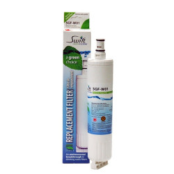 Swift Green - SGF-W01 Refrigerator Filter (Whirlpool 4396510 Compatible)